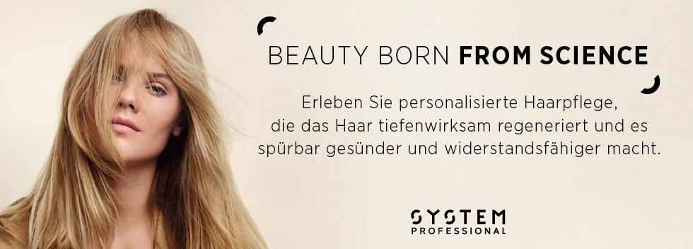 Haben Sie Ihren EnergyCode? System Professional für maßgeschneiderte Haarpflege.