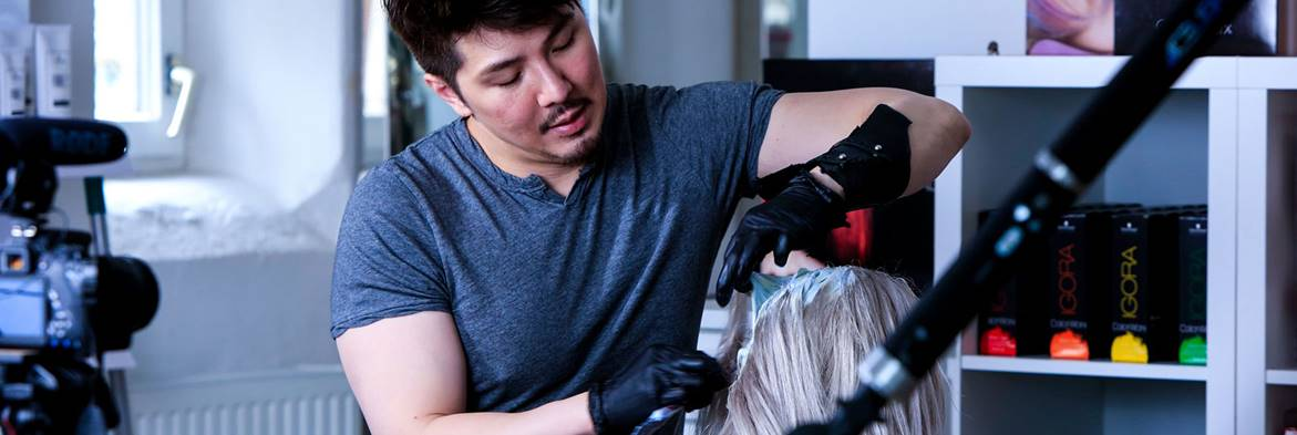 Farb-Fun: Guy Tang & Igora ColorWorx