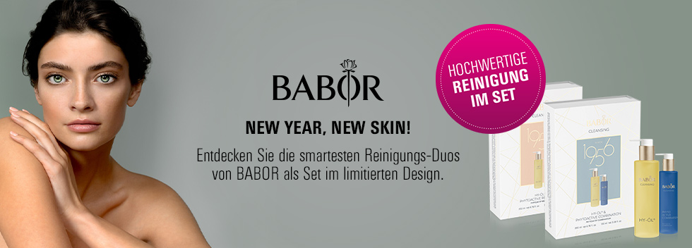 Babor Cleansing Sets