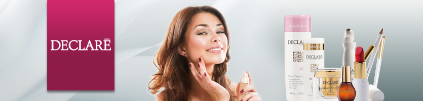 Declaré – Spezielle Pflege für empfindliche Haut