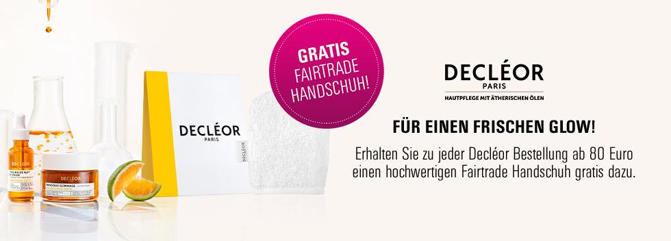 Decleor gratis Handschuh