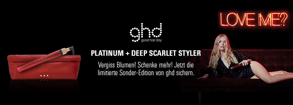 ghd Deep Scarlet
