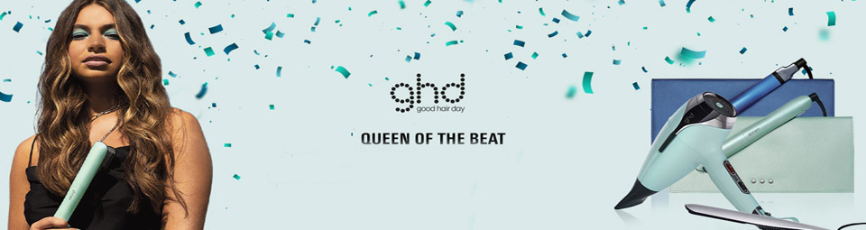 ghd Qeen of the Beat