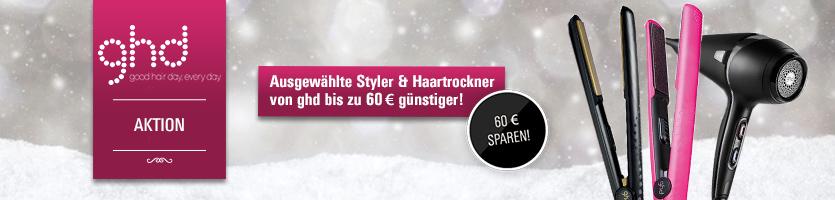 ghd outlet shopping - bis zu 60 Euro sparen