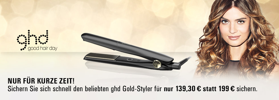 ghd Gold Styler