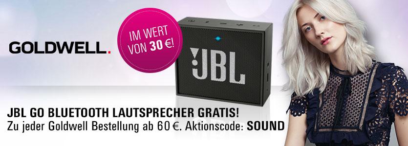 Gratis Goldwell  JBL Bluetooth Box