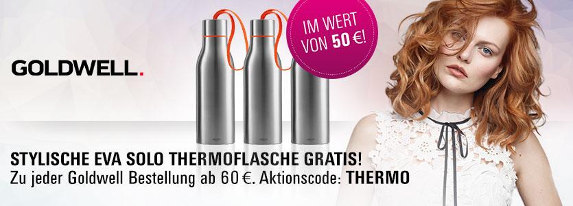 Goldwell Eva Solo Thermoflasche gratis