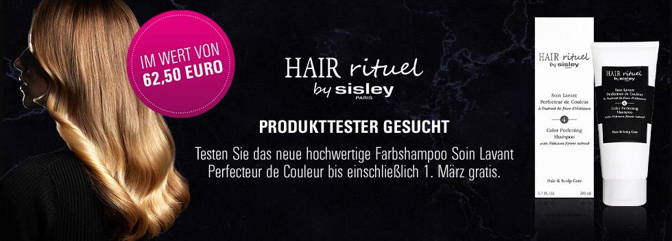 Hair Rituel Produkttester