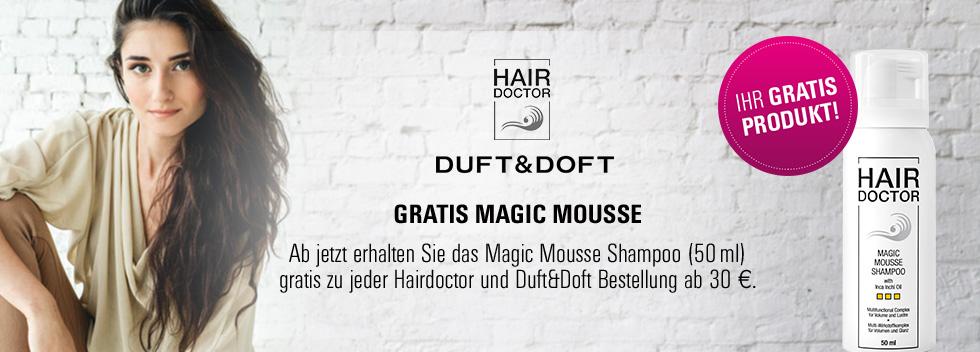 Duft& Doft gratis Mousse
