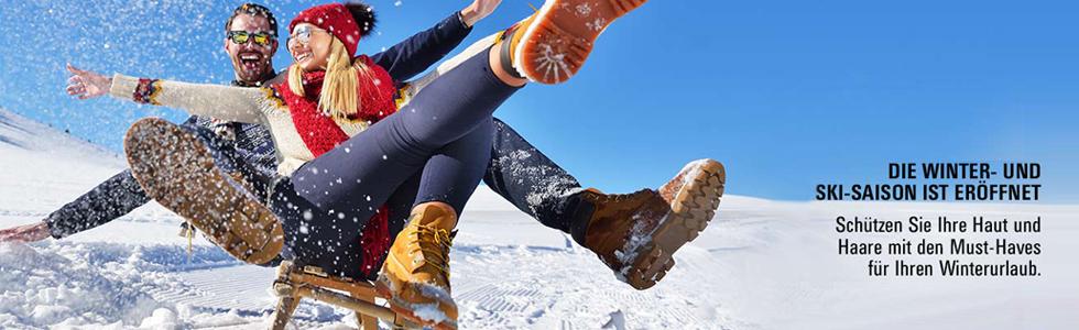 Die Ski- und Wintersaison ist eröffnet