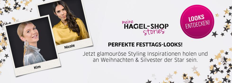 Wella Hagel Stories