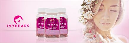 IvyBears Vitamin-Bären