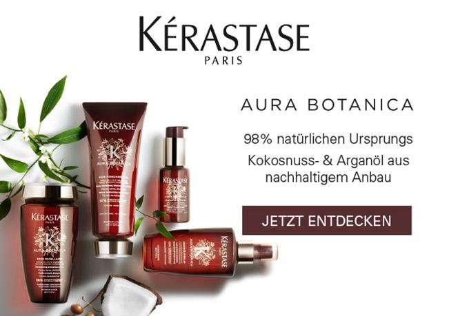 Kérastase Aura Botanica: 98% Natürlichen Ursprungs!