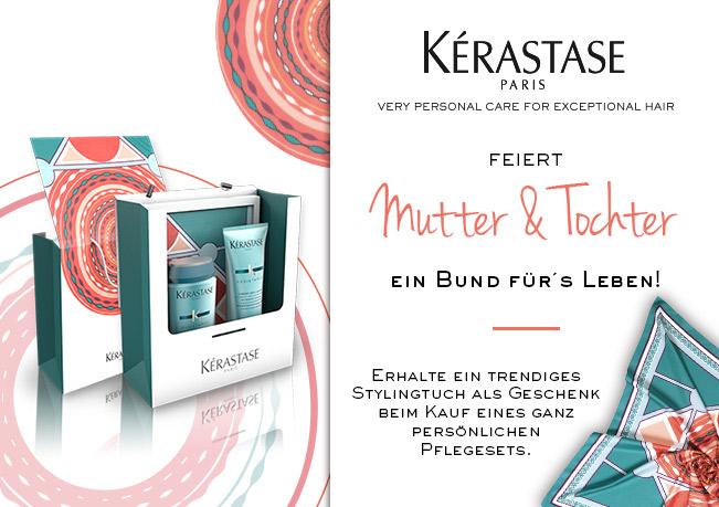 Kérastase Mutter & Tochter - Bund für`s Leben!