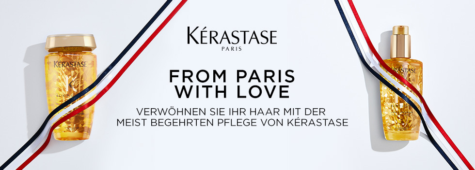 Kerastase from Paris with Love