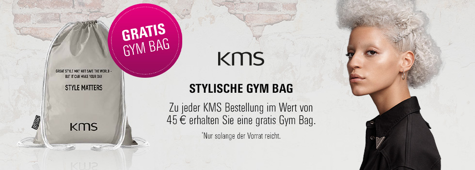 KMS Gym Bag