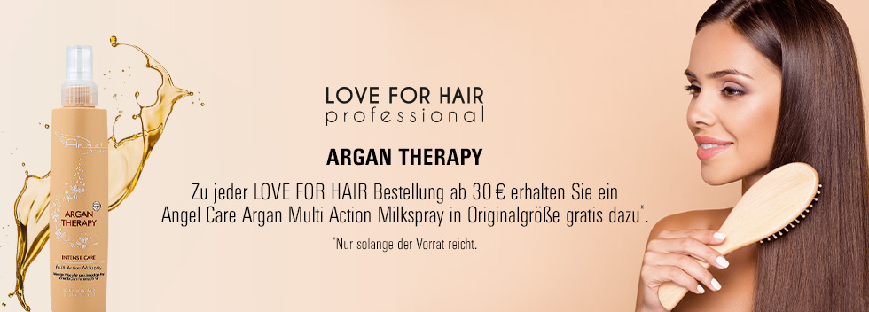 Love for Hair gratis Produkt