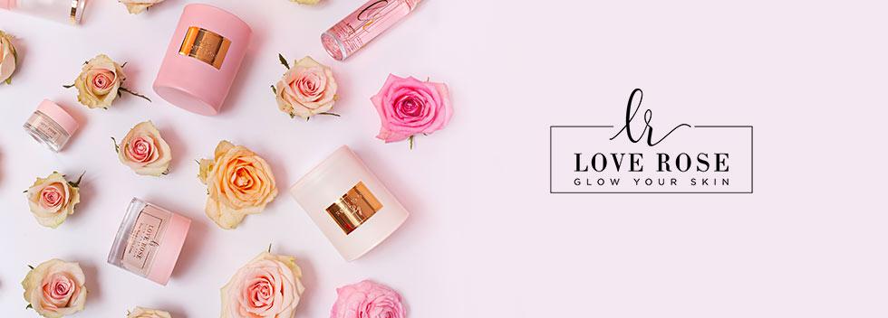 Love Rose Markenbanner