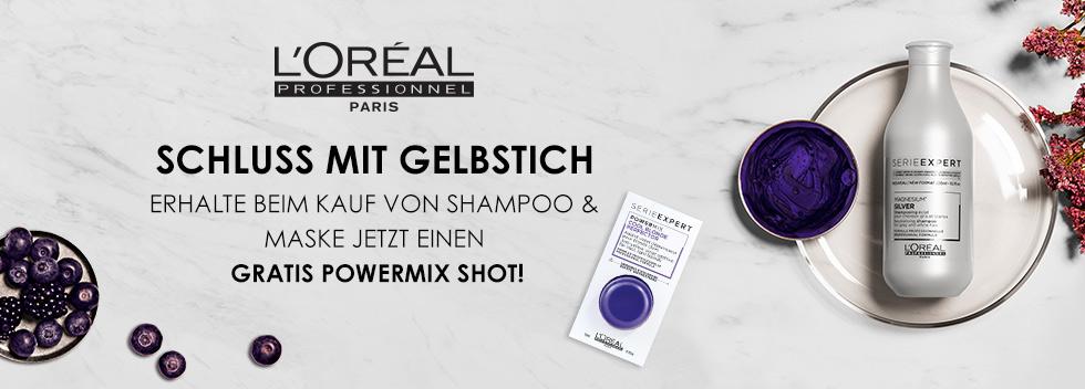 L'Oréal gratis Shot