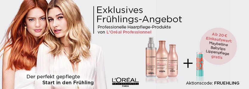 Gratis Babylips Lippenpflege zu jeder Serie Expert Bestellung ab 20 Euro - Aktionscode: FRUEHLING