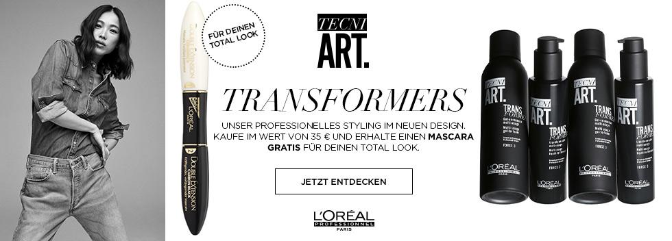 L'Oréal tecni.art neu