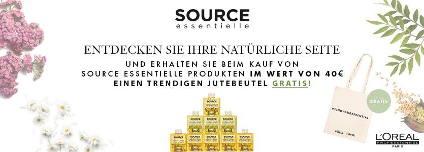Source Essentielle gratis Jutebeutel