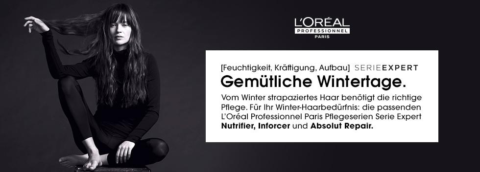 Loreal SE Winterpflege