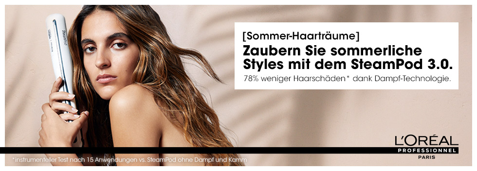 Loreal Steampod Sommer