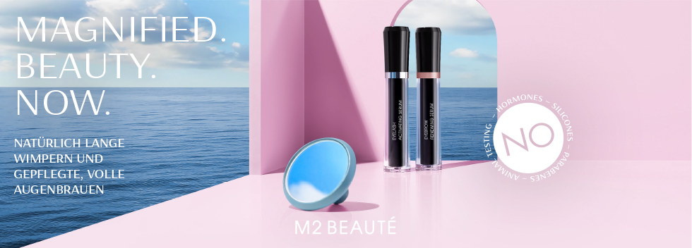 M2 Beauté Bright Summer Set