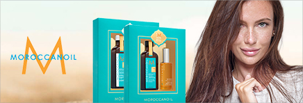 Moroccanoil 10 Years Anniversary Boxes