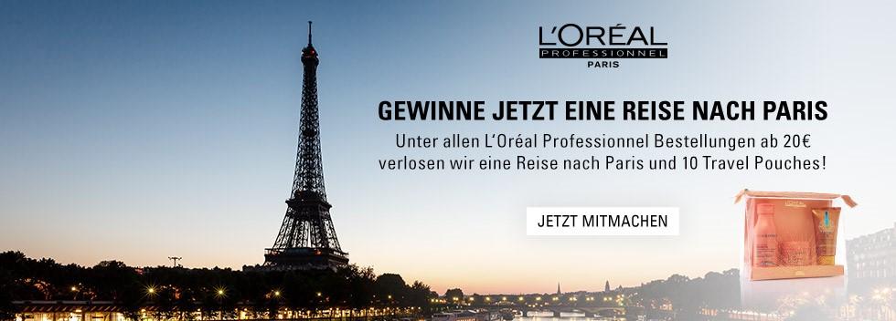 Loreal Paris Gewinnspiel