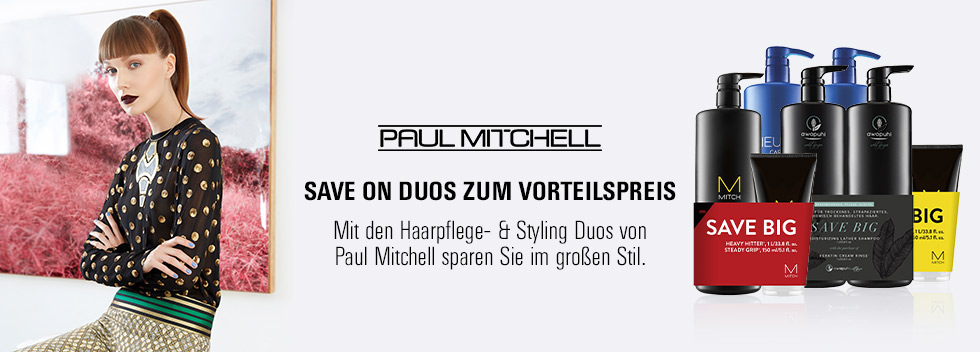 Paul Mitchell Save On