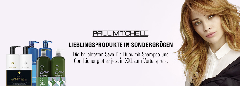 Paul Mitchell Save Big Duos