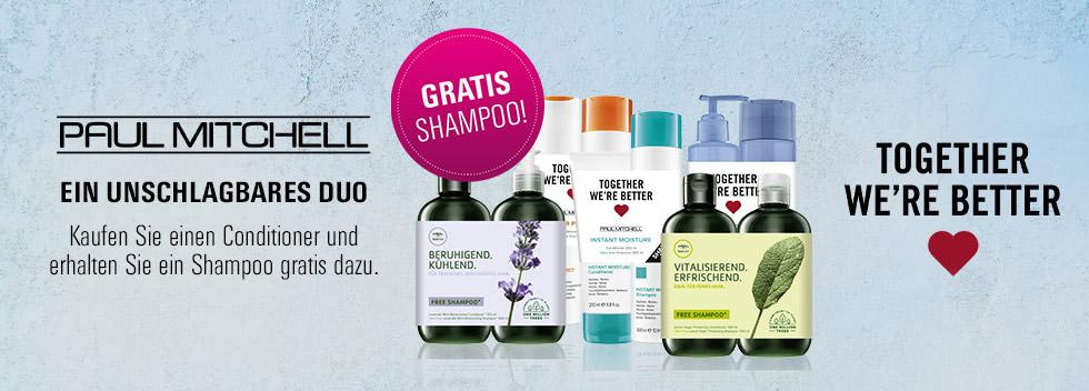 Paul Mitchell gratis Shampoo