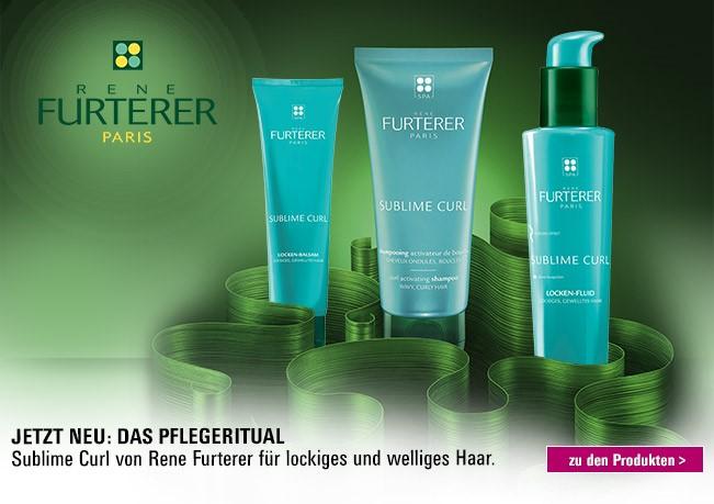 Rene Furterer Sublime Curl : Für lockiges & welliges Haar.