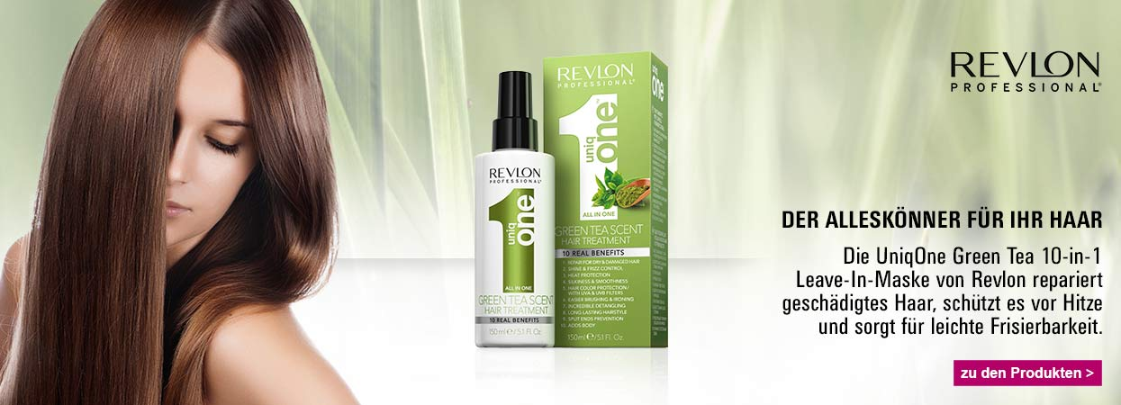 Revlon uniq one Green Tea Hair Treatment