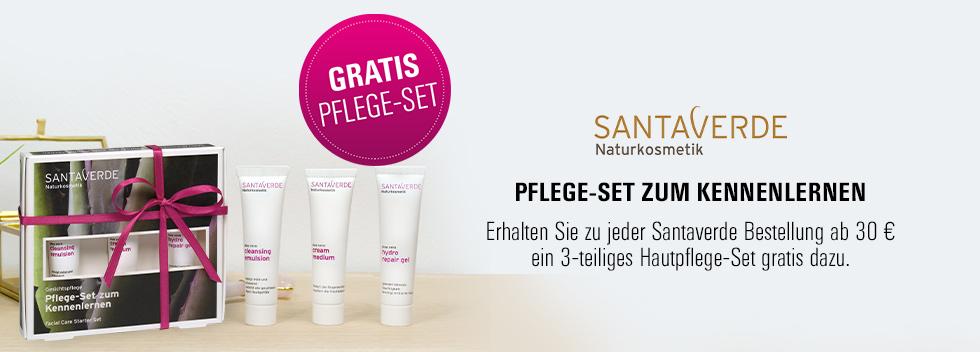 Santaverde gratis Set