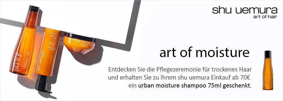 Shu Uemura art of moisture