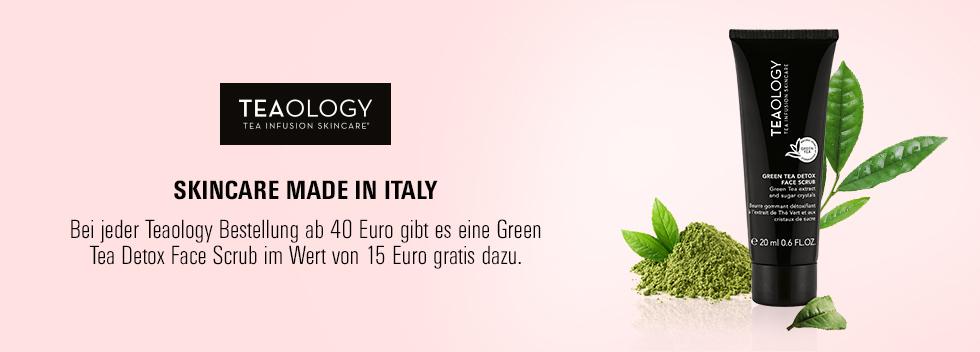 Teaology gratis Scrub