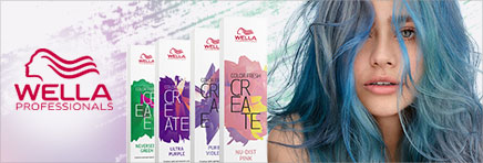 Kérastase Luxuriöses Geschenkset  Wella Color Fresh CREATE