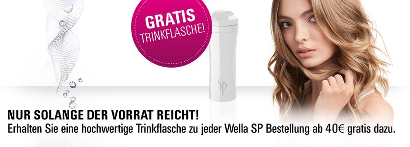 Wella SP Trinkflasche gratis