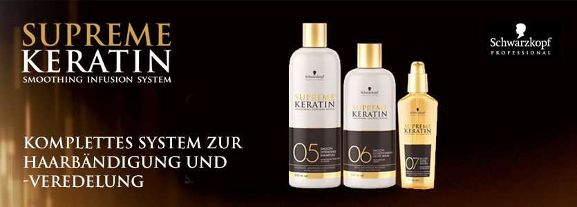 Schwarzkopf Supreme Keratin