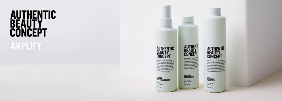 Authentic Beauty Concept Amplify