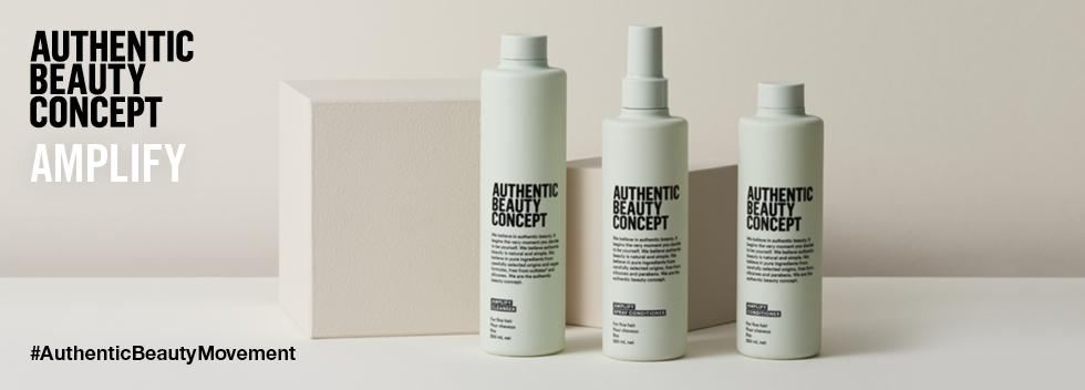 Authentic Beauty Concept Amplify