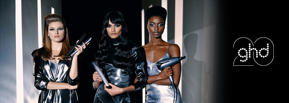GHD Germany 20th Anniversary Collection