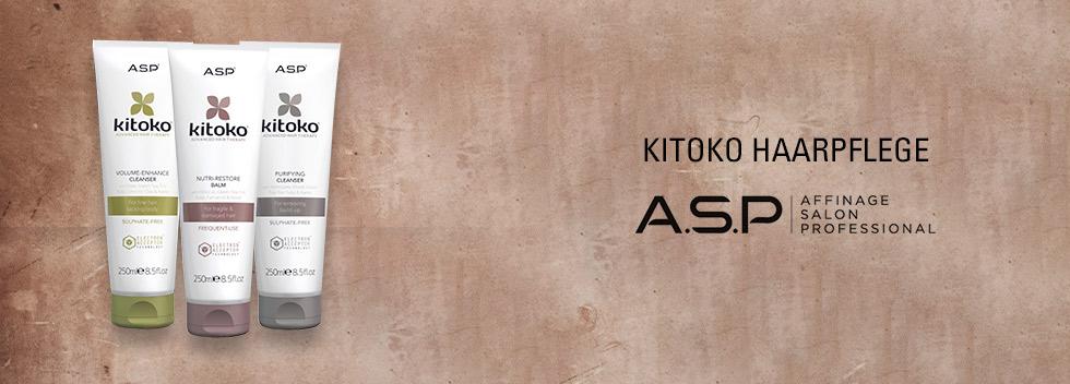 Affinage Kitoko Haarpflege
