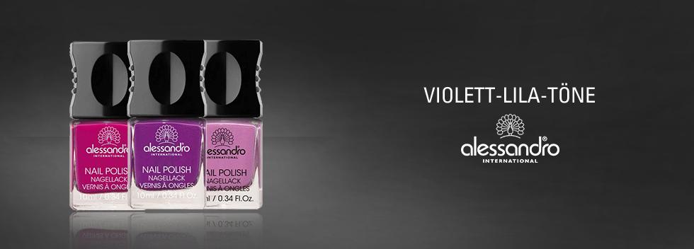 alessandro International Violett- & Lila-Töne