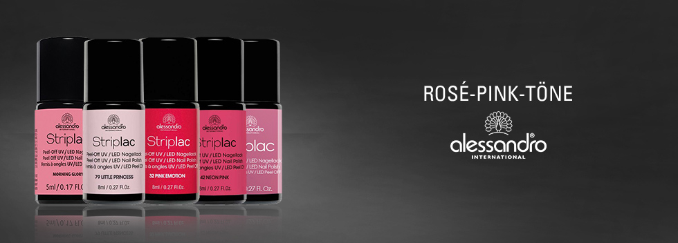 alessandro International Rosé- & Pink-Töne