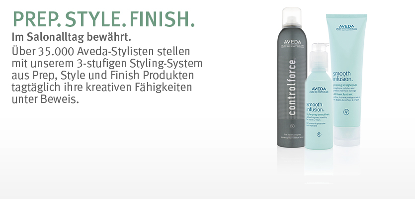 AVEDA Finish