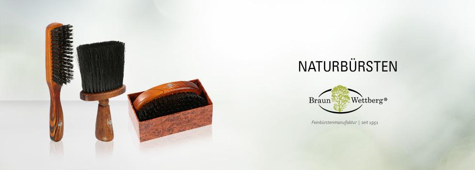 Braun & Wettberg Naturbürsten